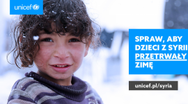 Nadejście zimy zagraża życiu i zdrowiu 1,5 mln dzieci na Bliskim Wschodzie Problemy społeczne, BIZNES - Nadchodząca zima to kolejne zagrożenie dla dzieci poszkodowanych na skutek kryzysu na Bliskim Wschodzie. UNICEF ściga się z czasem, aby zapewnić im ciepłą odzież, opał i koce.