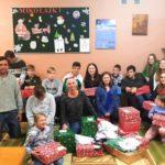 Fundacja Child & Family oraz myWorld obdarowały dzieci z polskich domów dziecka