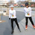 SLV Group Guinness Rolki Reggae Rekord. Rolkarze jadą z pomocą dla dzieci
