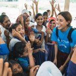 Louis Vuitton: Ponad 10 milionów dolarów na pomoc potrzebującym dzieciom